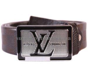 Мужской ремень известного бренда Louis Vuitton 301110