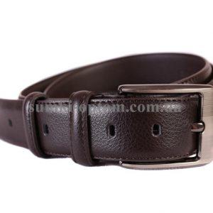 Мужской кожаный длинный ремень 301142