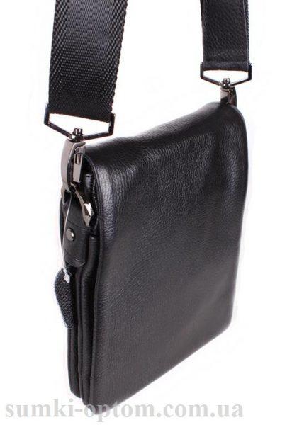 Кожаная сумка оптимального размера