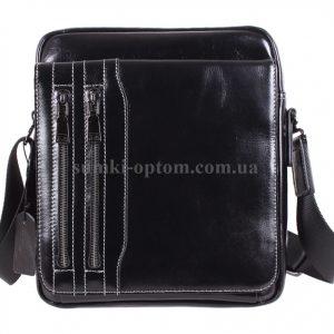 Деловая мужская сумка из натуральной кожи