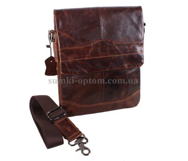 Мужская сумка из высококачественной кожи