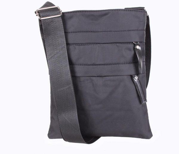 Мужская сумка с замками