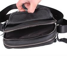 Мужская сумка из кожи высокого качест
