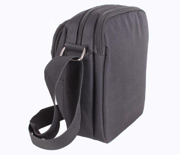 Компактная сумка с прочного текстиля