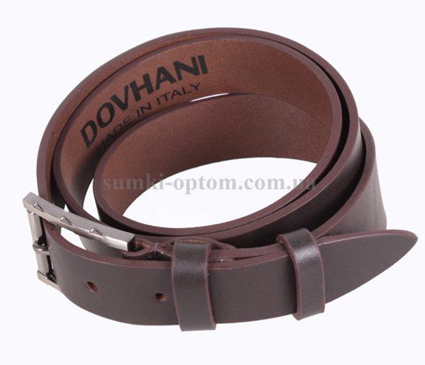 Мужской высококачественный ремень Dovhani Italy