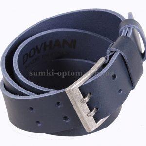 Мужской кожаный ремень Dovhani Italy