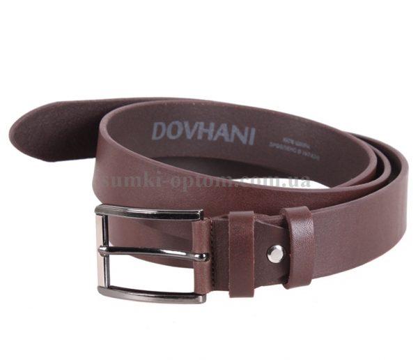 Кожаный ремень Dovhani высокого качества