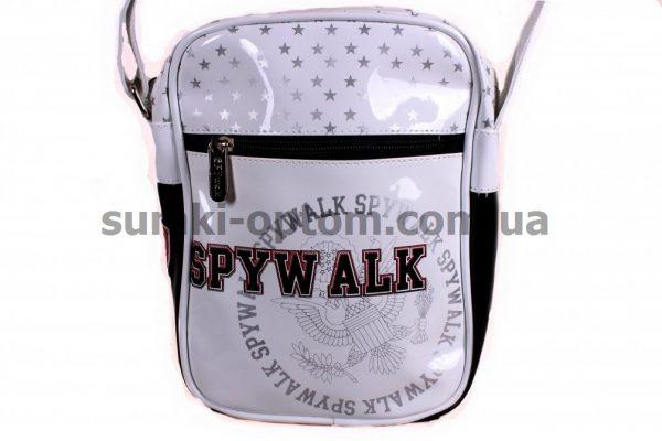 Сумка SPYwalk лаковая