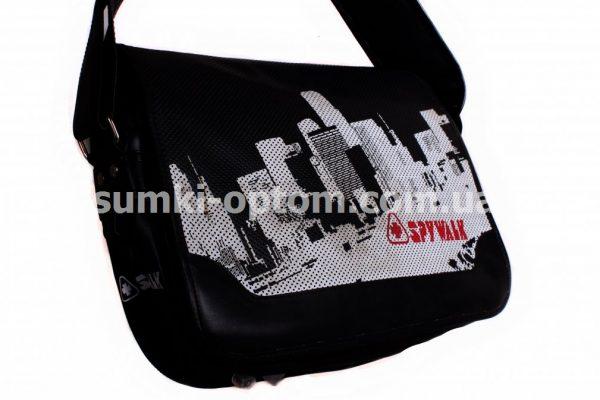Стильная сумка Spywalk с рисунком