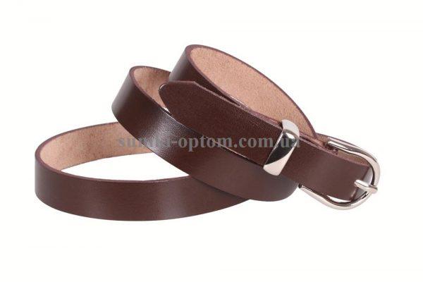 Женский кожаный ремень 30220736