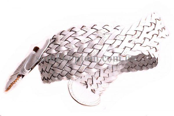 женский плетеный ремень 304388