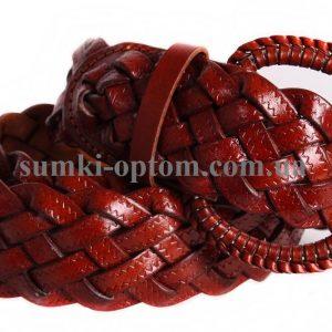 женский плетеный ремень 304462