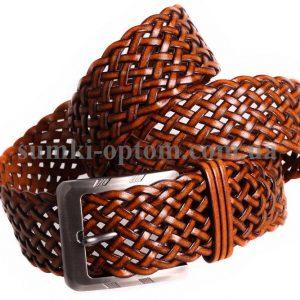 Плетеный ремень унисекс 304796