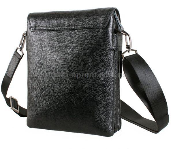 Мужская кожаная сумка премиум качества