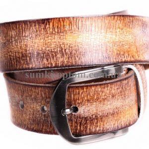 Мужской кожаный ремень 305269