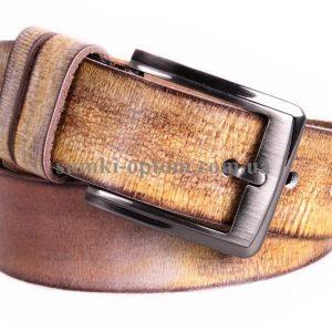 Мужской кожаный ремень 305313