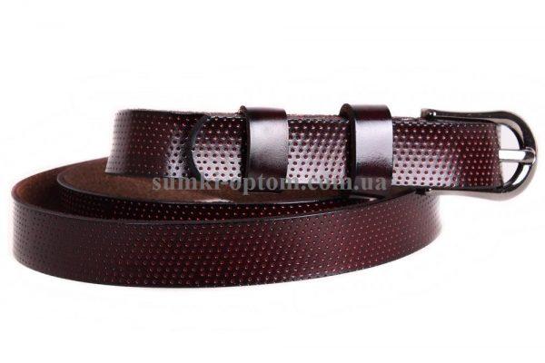 Женский кожаный ремень 306501