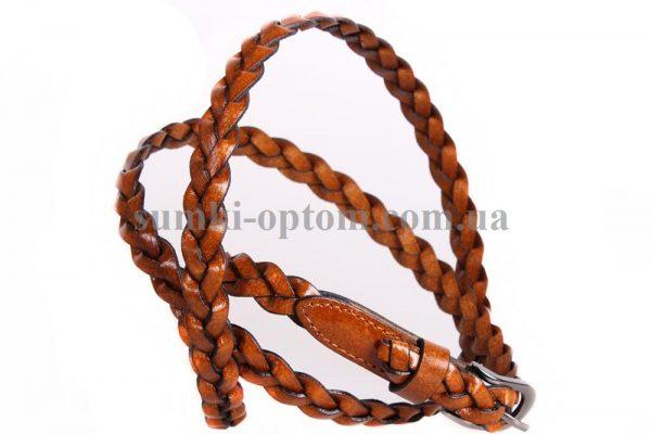 Женский плетеный ремень 306707