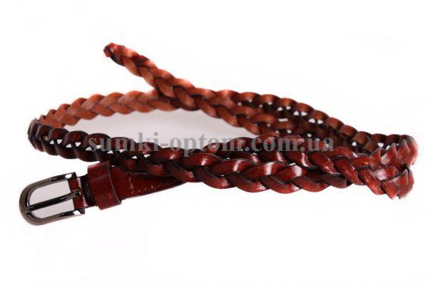 Женский плетеный ремень 306731