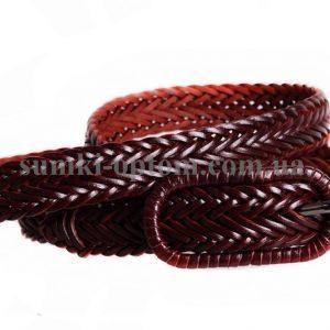 Женский плетеный ремень 306799