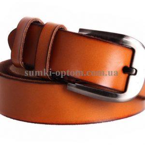 Мужской кожаный ремень 307416