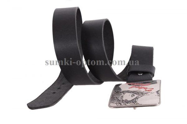 женский кожаный ремень с бляхой blx3090287