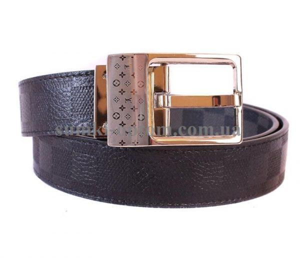 Мужской ремень известного бренда Louis Vuitton 301108
