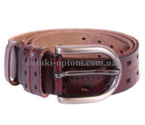 Мужской кожаный ремень 301118