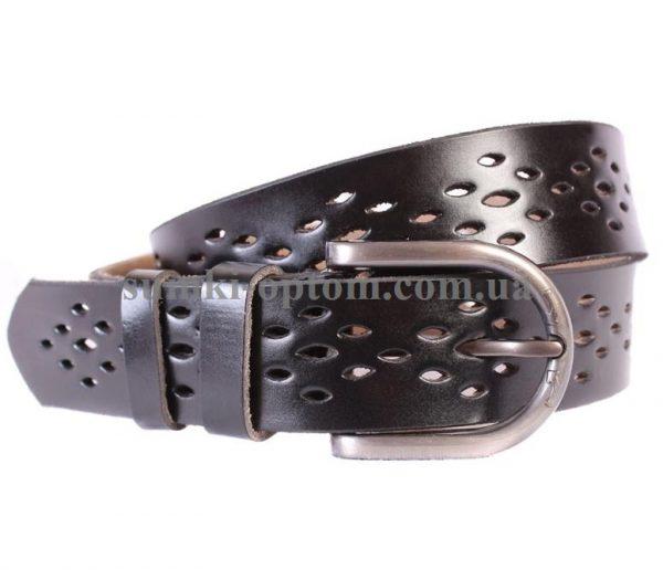 Мужской кожаный ремень 301119