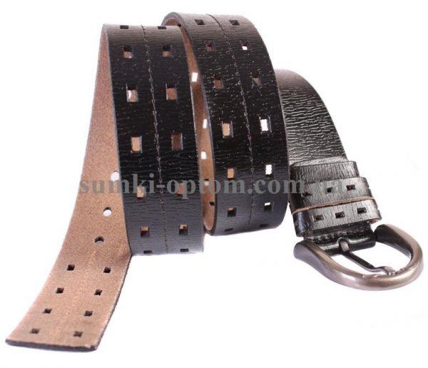 Мужской кожаный ремень 301120