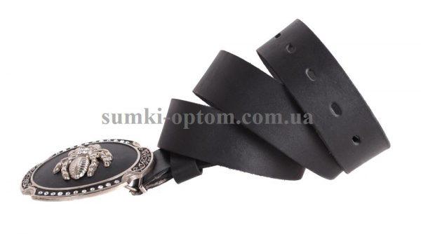 женский кожаный ремень с бляхой blx3090369
