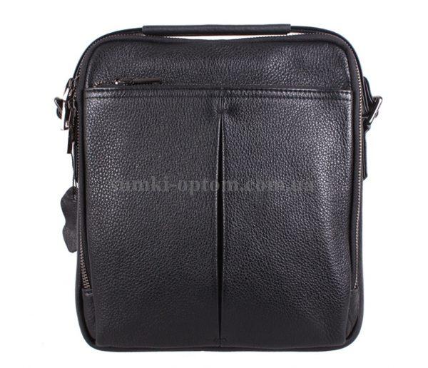 Мужская кожаная сумка достойного качества