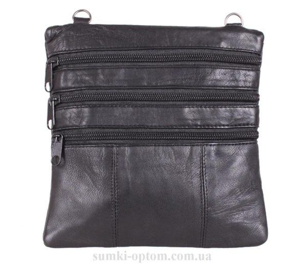 Удобная сумка из натуральной кожи