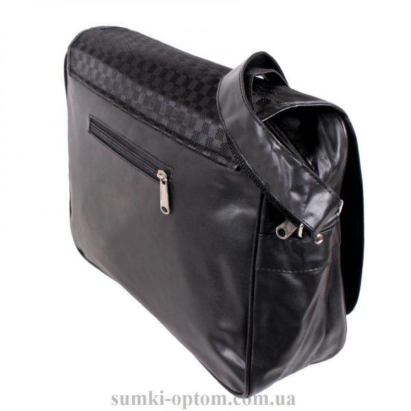 Черная спортивная сумка SPYwalk