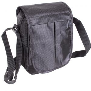 Вместительная сумка через плечо