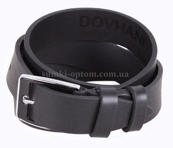 Мужской кожаный ремень Dovhani Italy 10