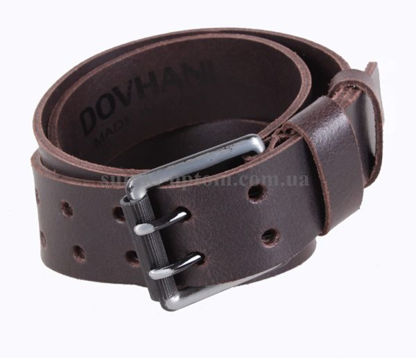 Модный кожаный ремень Dovhani Italy