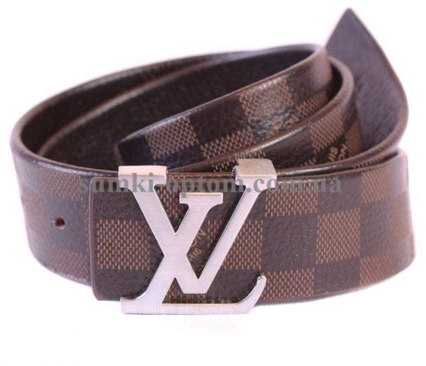 Мужской ремень известного бренда Louis Vuitton 301109