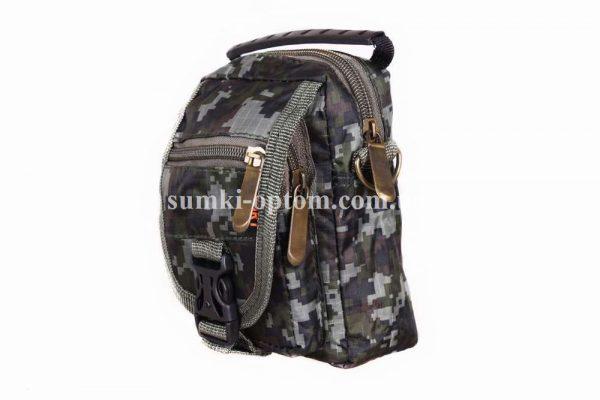 Мужская сумка текстильная