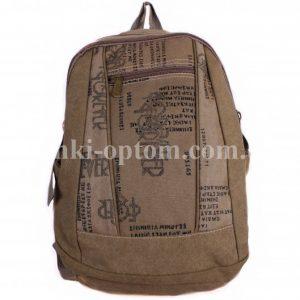 Рюкзак со стильным рисунком