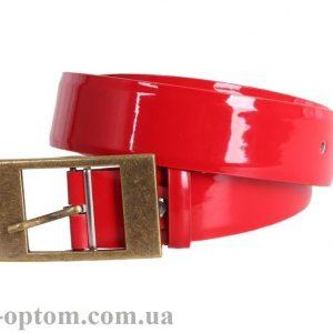 женский кожаный ремень red112