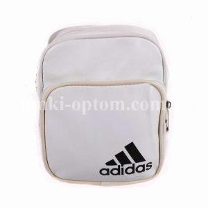 Компактная сумка белого цвета
