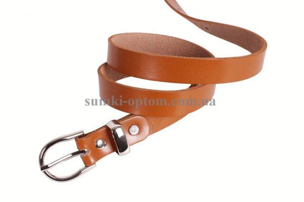 Женский кожаный ремень 30220732