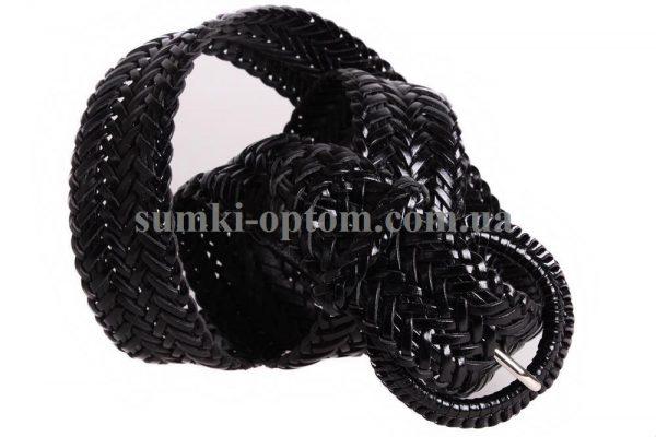 женский плетеный ремень 304442