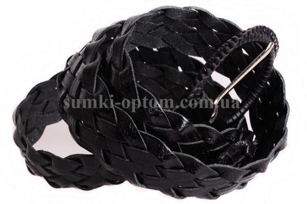 женский плетеный ремень 304450