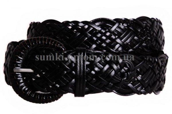 женский плетеный ремень 304501