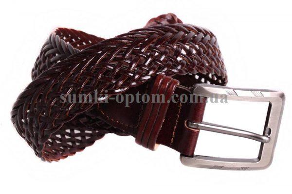 Плетеный ремень унисекс 304831