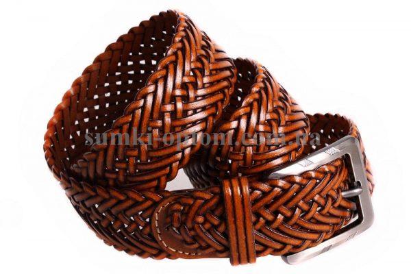 Плетеный ремень унисекс 304896