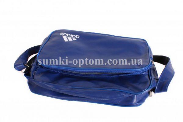 Спортивная сумка в синем цветовом решении