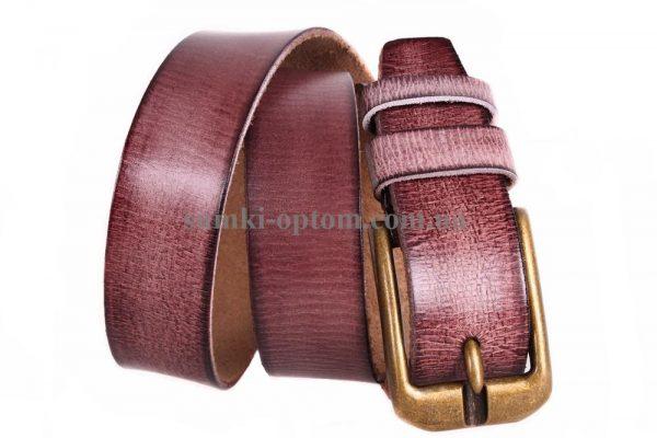 Мужской кожаный ремень 305283